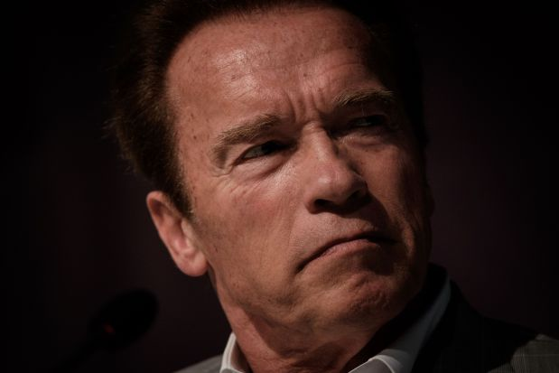 Arnold Schwarzenegger on 'Celebrity Apprentice': I quit