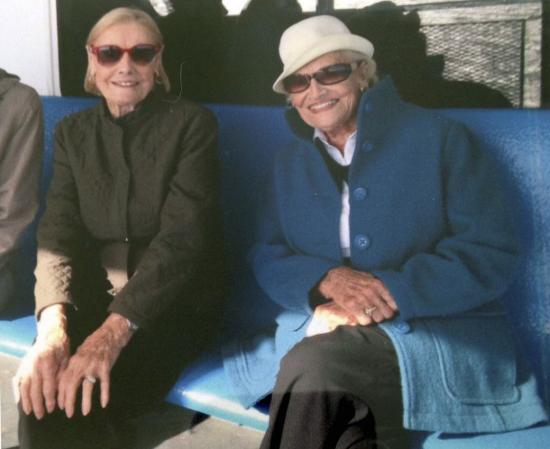 97-year-old twins leave world as they entered it: together