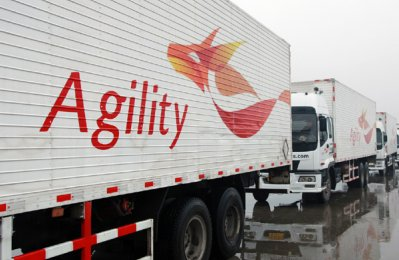 Agility profit up 10.6pc to 193m