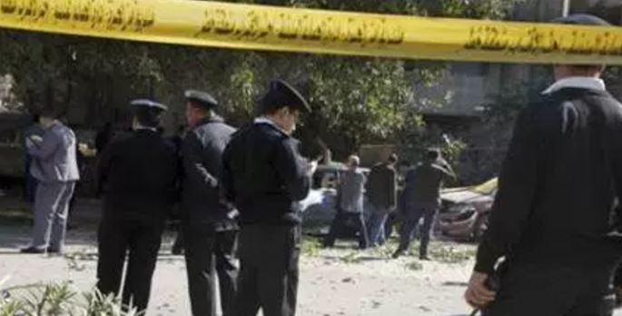 Two security officers killed, four wounded in explosion in Sinai