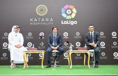 Katara to develop first LaLiga Lounge in Doha