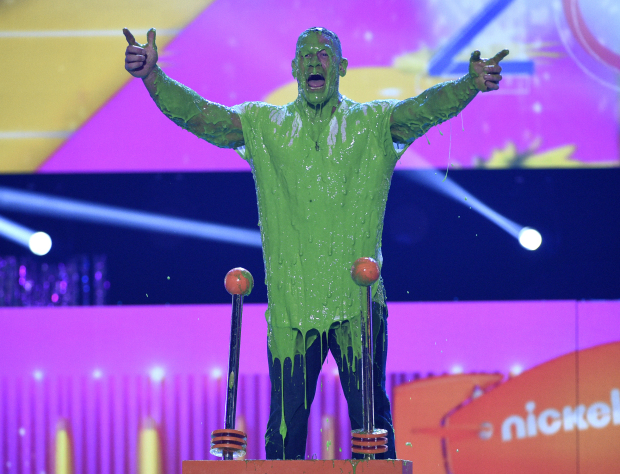 Hollywood: In Pictures: 'Ghostbusters', Kevin Hart win big at Kids' Choice Awards