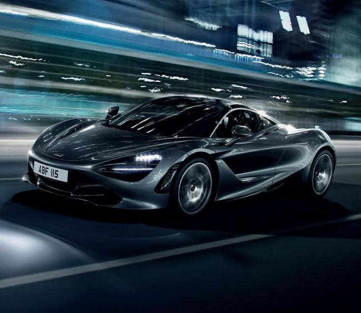 McLaren unveils 720S, the next generation of its Super Series, at GIMS