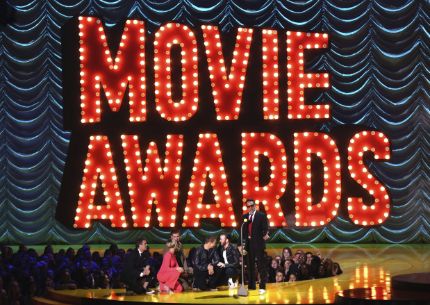 MTV Movie Awards get a reboot with addition of TV nods
