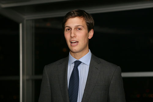 Family of Trump son-in-law in $4 billion deal with Chinese company