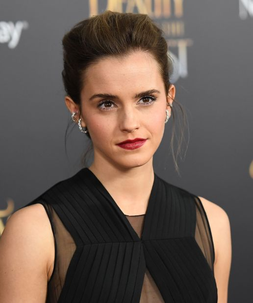 Emma Watson is Belle of the ball in 'Beauty and the Beast'
