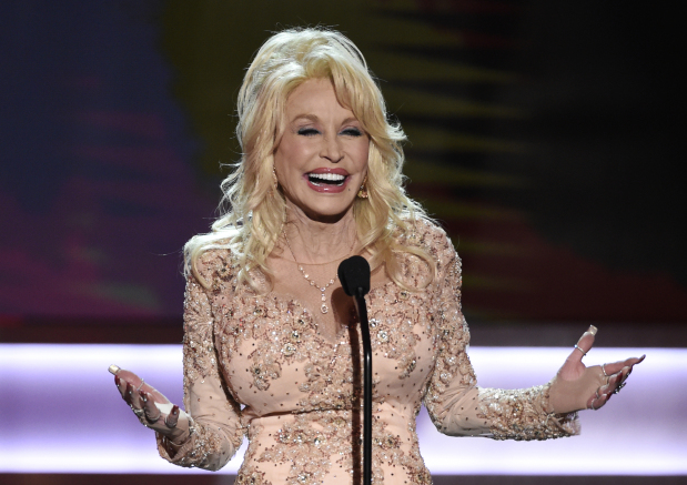 Dolly Parton fund helps 921 who lost homes in wildfires