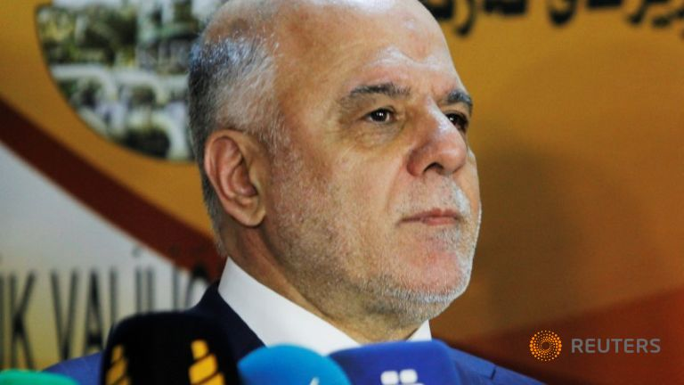 Mosul battle reaching final stages says Iraqi PM Abadi