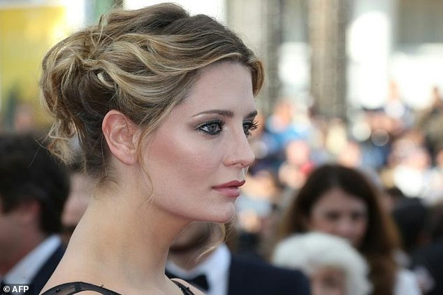 Mischa Barton threatens legal action over sex tape