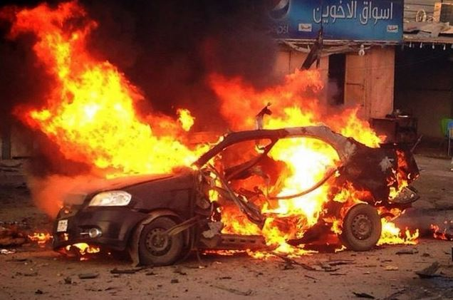 Car bomb kills eight, wounds dozens in Iraq's Tikrit city