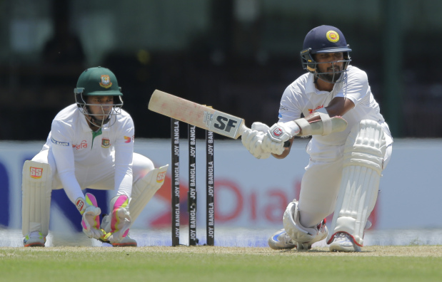 Gritty Chandimal lifts Sri Lanka against Bangladesh