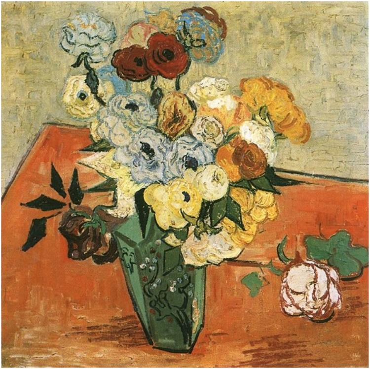 Priceless Van Goghs or just plain art?
