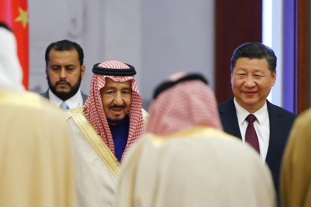 China, Saudi Arabia consider deals worth about $65 billion