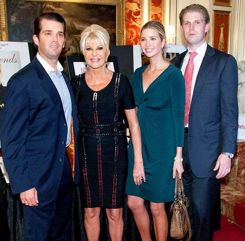 Trump's ex-wife to publish memoir on raising kids
