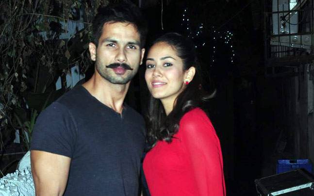 """Shahid stands up for wife, says Mira """"spoke of feminism on personal level"""""""
