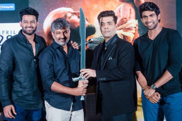 'Baahubali 2' will see a historic run at box office: Karan Johar