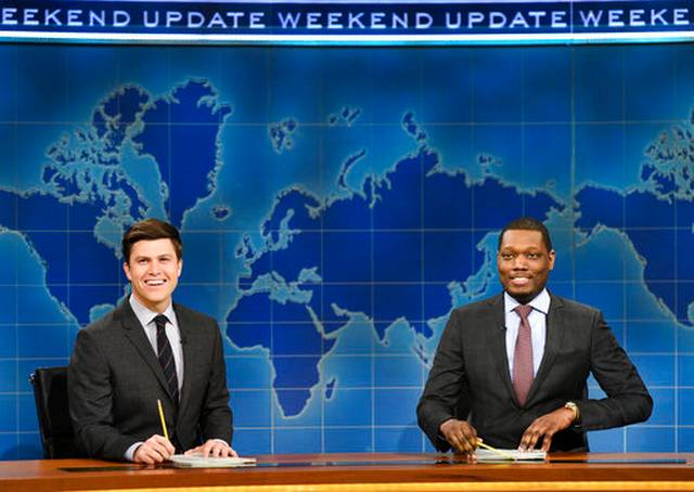 'Saturday Night Live' to air live to all, not taped for some