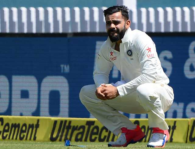 Kohli injury 'not serious'