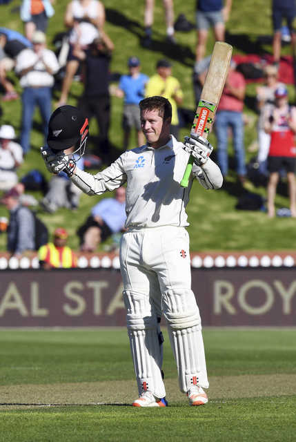 Nicholls maiden hundreds spark Kiwi fightback