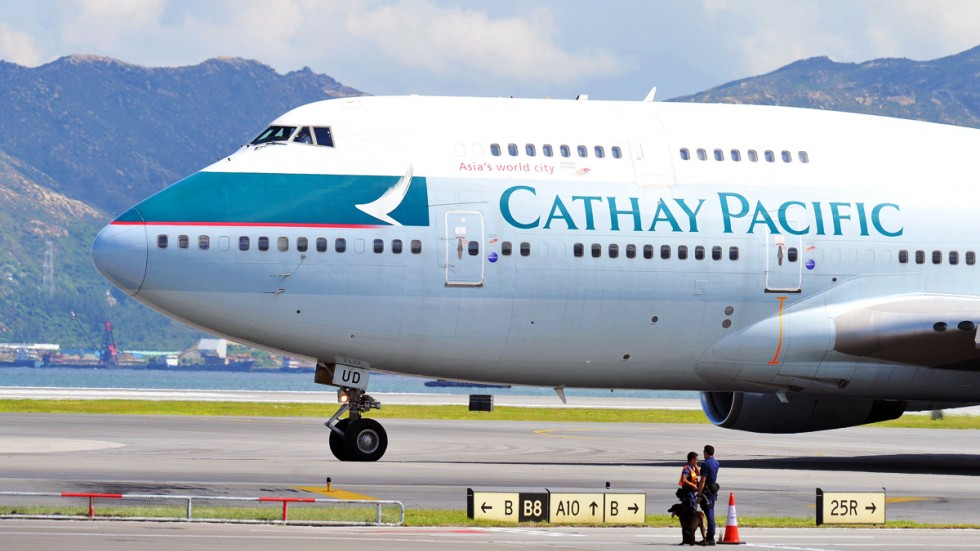 Cathay Pacific targets deep management cost cuts in Hong Kong after loss