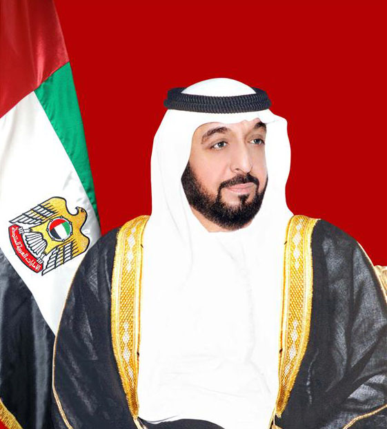 UAE President renames two regions of Abu Dhabi