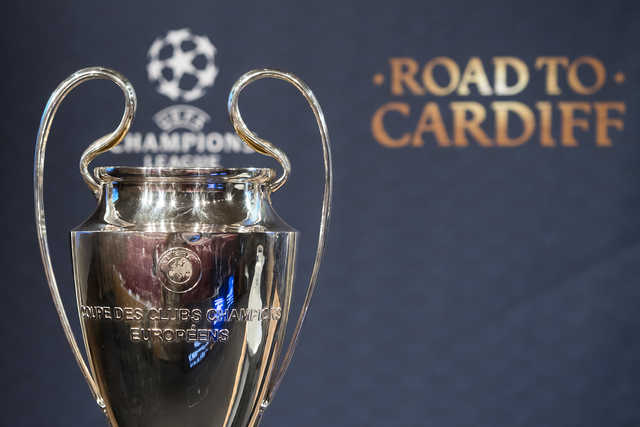 Champions League quarterfinals: Real to play Bayern, Juve against Barca