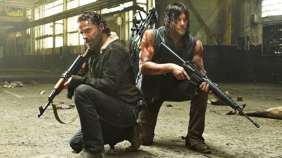 'The Walking Dead' promises another 100 episodes