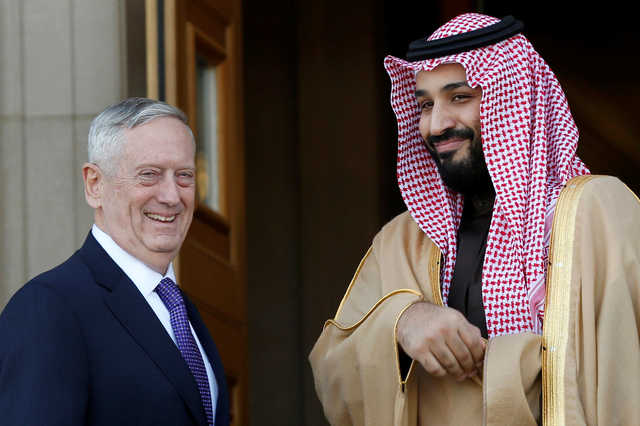 US-Saudi pledge to fight terrorism