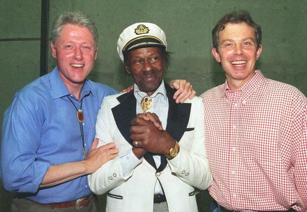 Celebs: Rock 'n' roll legend Chuck Berry dies at 90