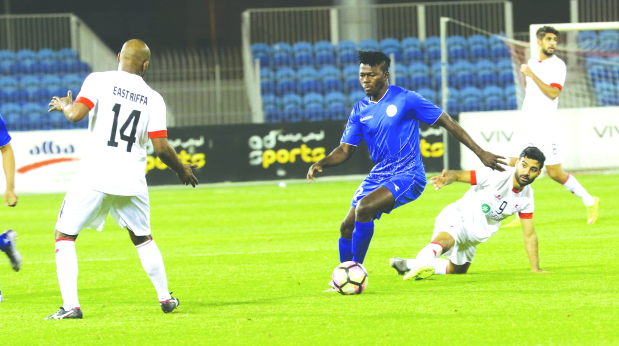 Al Hidd score over East Riffa