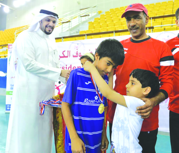 Dar Kulaib lift volleyball gold