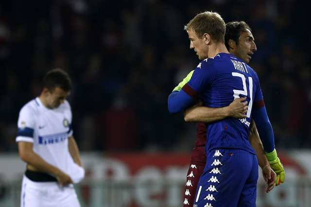 Brave Torino fight Inter to thrilling draw
