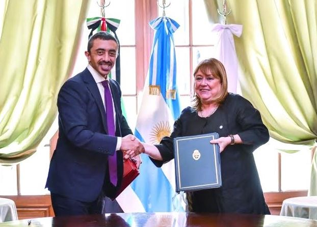 UAE, Argentina sign key visa deals