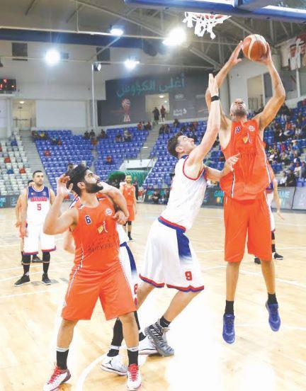 Al Hala draw first blood