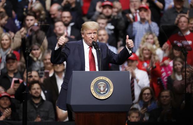 Trump wants to build 30-foot-high wall at Mexican border