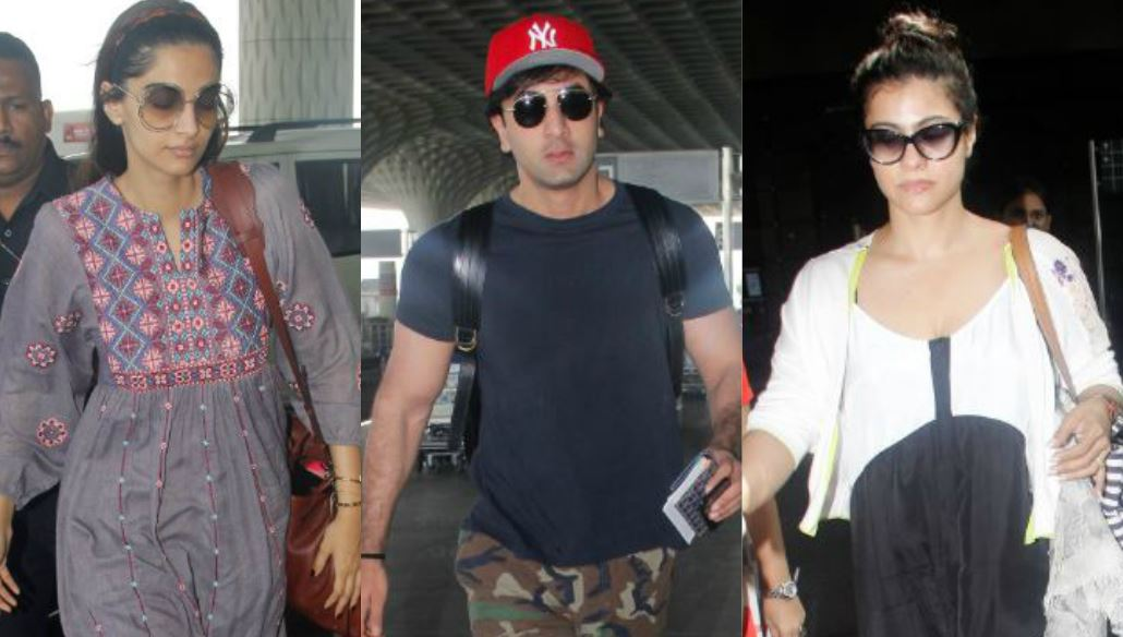As celebs dress down for travelling, are 'airport looks' over?