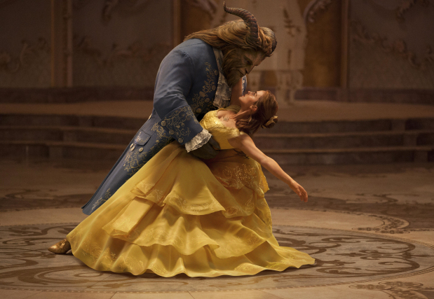 'Beauty and the Beast' roars with monstrous $170 million debut