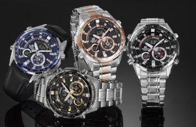 Casio launches new Edifice watch