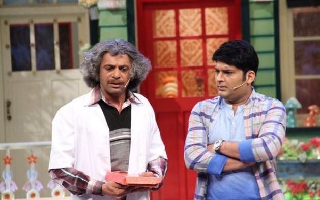 TV: Start respecting human beings: Sunil Grover to Kapil Sharma