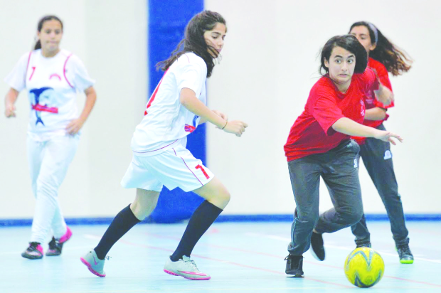Al Hekma off to hot start in football