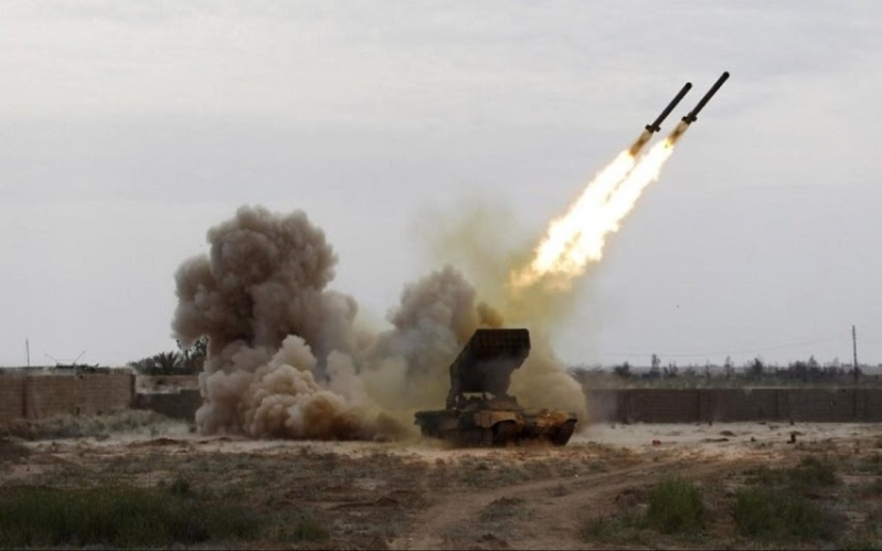 Saudi intercepts ballistic missile launched from Yemen