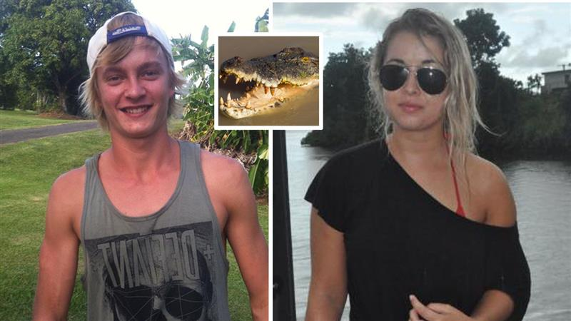 Aussie teen jumps into crocodile-infested waters in bid to impress girl