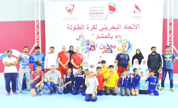 Jaffer wins boys table tennis gold