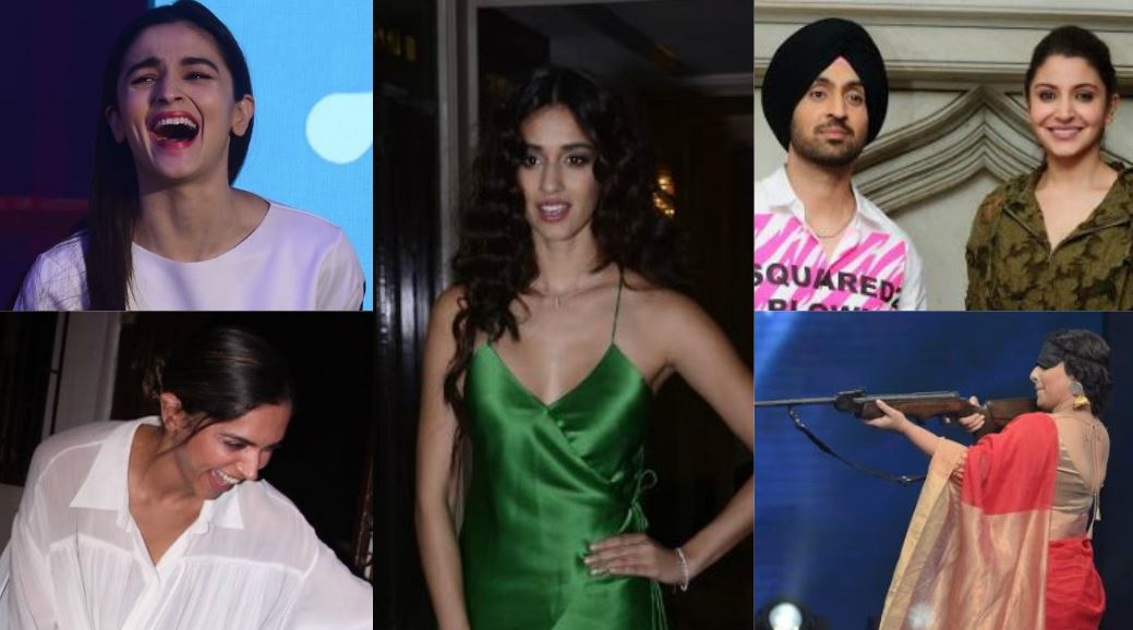 Bollywood: Deepika, Disha Patani, Alia Bhatt, this is what your favourite stars are upto...
