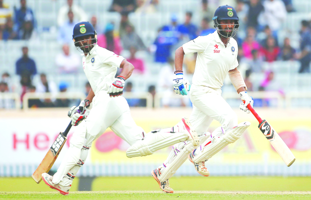 One more for Pujara in Australia series