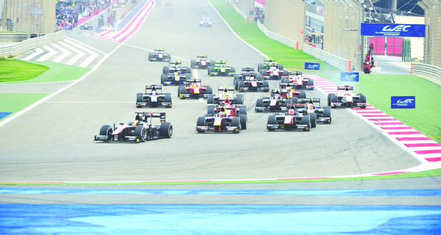 Drivers set for BIC F2 testing