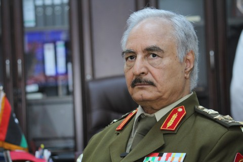 Rights group urges Libyan general to probe war crimes by troops