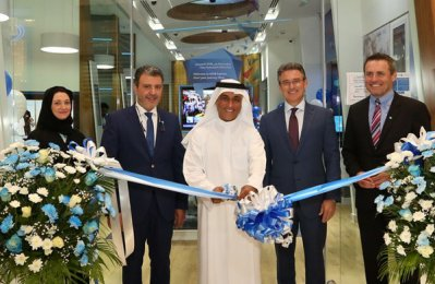 ADIB launches new class of branch