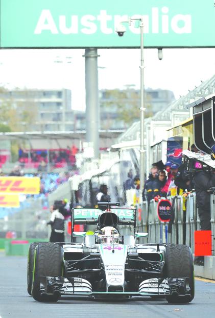 Hamilton braces for 'fastest' cars