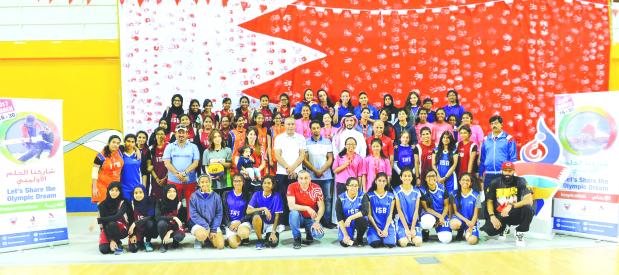 Kanoo school girls lift football gold